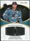 2010/11 Upper Deck Ultimate Collection Ultimate Jerseys #UJPM Patrick Marleau /100