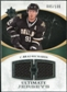 2010/11 Upper Deck Ultimate Collection Ultimate Jerseys #UJRI Brad Richards /100