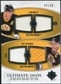2010/11 Upper Deck Ultimate Collection Ultimate Jerseys Duos #UDJNB Ray Bourque Cam Neely /50