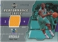 2005/06 Upper Deck Performance Clause Jerseys #CP Chris Paul /250