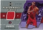 2005/06 Upper Deck Performance Clause Jerseys #CV Charlie Villanueva /250