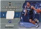 2005/06 Upper Deck Performance Clause Jerseys #DW Deron Williams /250