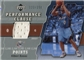 2005/06 Upper Deck Performance Clause Jerseys #GA Gilbert Arenas /250