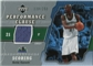 2005/06 Upper Deck Performance Clause Jerseys #KG8 Kevin Garnett /250