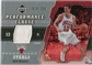 2005/06 Upper Deck Performance Clause Jerseys #KH Kirk Hinrich /250