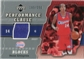 2005/06 Upper Deck Performance Clause Jerseys #SL Shaun Livingston /250
