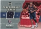 2005/06 Upper Deck Performance Clause Jerseys #VC Vince Carter /250