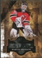2011/12 Upper Deck Artifacts #138 Martin Brodeur Star /999