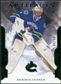 2011/12 Upper Deck Artifacts Emerald #1 Roberto Luongo /99