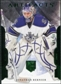 2011/12 Upper Deck Artifacts Emerald #45 Jonathan Bernier /99
