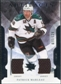 2011/12 Upper Deck Artifacts Jerseys #12 Patrick Marleau /125