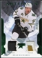 2011/12 Upper Deck Artifacts Jerseys Patch Emerald #35 Brad Richards /65