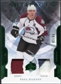 2011/12 Upper Deck Artifacts Jerseys Patch Emerald #80 Paul Stastny /65