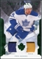 2011/12 Upper Deck Artifacts Jerseys Patch Emerald #81 Phil Kessel /65