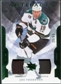 2011/12 Upper Deck Artifacts Jerseys Patch Emerald #92 Joe Thornton /65