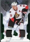 2011/12 Upper Deck Artifacts Jerseys Patch Emerald #95 Jason Spezza /65