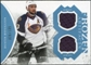 2011/12 Upper Deck Artifacts Frozen Artifacts Jerseys Blue #FABY Dustin Byfuglien /135