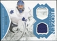 2011/12 Upper Deck Artifacts Frozen Artifacts Jerseys Blue #FAJG Jean-Sebastien Giguere /135