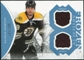 2011/12 Upper Deck Artifacts Frozen Artifacts Jerseys Blue #FANH Nathan Horton /135