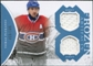 2011/12 Upper Deck Artifacts Frozen Artifacts Jerseys Blue #FATP Tomas Plekanec /135