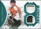 2011/12 Upper Deck Artifacts Frozen Artifacts Jerseys Patches Emerald #FAJV James van Riemsdyk /35