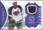 2011/12 Upper Deck Artifacts Frozen Artifacts Jerseys Purple #FABY Dustin Byfuglien