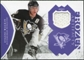 2011/12 Upper Deck Artifacts Frozen Artifacts Jerseys Purple #FAEM Evgeni Malkin