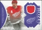 2011/12 Upper Deck Artifacts Frozen Artifacts Jerseys Purple #FAHZ Henrik Zetterberg