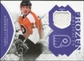 2011/12 Upper Deck Artifacts Frozen Artifacts Jerseys Purple #FAJV James van Riemsdyk