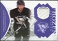2011/12 Upper Deck Artifacts Frozen Artifacts Jerseys Purple #FAKL Kristopher Letang