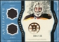 2011/12 Upper Deck Artifacts Treasured Swatches Blue #TSTT Tim Thomas /135
