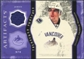 2011/12 Upper Deck Artifacts Treasured Swatches Purple #TSAB Alexandre Burrows