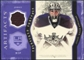 2011/12 Upper Deck Artifacts Treasured Swatches Purple #TSJQ Jonathan Quick