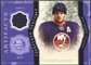 2011/12 Upper Deck Artifacts Treasured Swatches Purple #TSKO Kyle Okposo