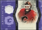 2011/12 Upper Deck Artifacts Treasured Swatches Purple #TSMK Miikka Kiprusoff
