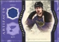 2011/12 Upper Deck Artifacts Treasured Swatches Purple #TSPB Patrik Berglund