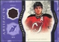 2011/12 Upper Deck Artifacts Treasured Swatches Purple #TSZP Zach Parise