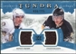 2011/12 Upper Deck Artifacts Tundra Tandems Jerseys Blue #TT2CM Sidney Crosby / Evgeni Malkin /225
