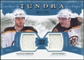 2011/12 Upper Deck Artifacts Tundra Tandems Jerseys Blue #TT2HK Nathan Horton David Krejci /225