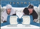 2011/12 Upper Deck Artifacts Tundra Tandems Jerseys Blue #TT2KJ Kristopher Letang James Neal /225