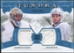 2011/12 Upper Deck Artifacts Tundra Tandems Jerseys Blue #TT2LK Roberto Luongo / Ryan Kesler /225