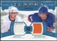 2011/12 Upper Deck Artifacts Tundra Tandems Jerseys Blue #TT2MB Josh Bailey / Matt Moulson /225