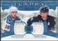 2011/12 Upper Deck Artifacts Tundra Tandems Jerseys Blue #TT2MS Devin Setoguchi / Patrick Marleau /225