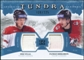 2011/12 Upper Deck Artifacts Tundra Tandems Jerseys Blue #TT2SB Eric Staal Patrice Bergeron /225