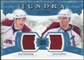 2011/12 Upper Deck Artifacts Tundra Tandems Jerseys Blue #TT2SD Matt Duchene / Paul Stastny /225