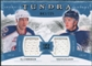 2011/12 Upper Deck Artifacts Tundra Tandems Jerseys Blue #TT2UF R.J. Umberger / Nikita Filatov /225