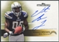 2011 Topps Precision #131 Vincent Brown RC Autograph