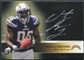2011 Topps Precision Rookie Autographs White Ink #131 Vincent Brown /25