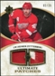 2010/11 Upper Deck Ultimate Collection Ultimate Patches #UJHZ Henrik Zetterberg /35