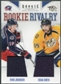 2011/12 Panini Rookie Anthology Rookie Rivalry Dual Jerseys #8 Ryan Johansen/Craig Smith